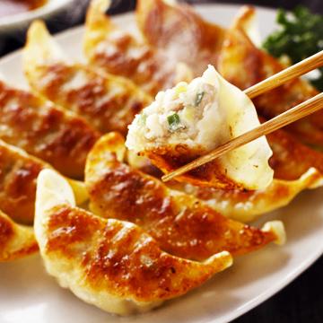 とんきっき肉・野菜餃子(各30個入り)