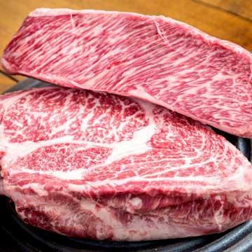 写真:阿蘇牧草和牛あか牛特上焼肉セット