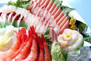 写真:【日本海近海】刺身セット