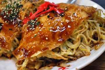 写真:いまちゃん特製 広島風お好み焼き肉玉 お得セット