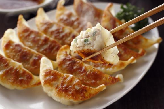 写真:宇都宮餃子 とんきっき 肉・野菜餃子(各30個入り)