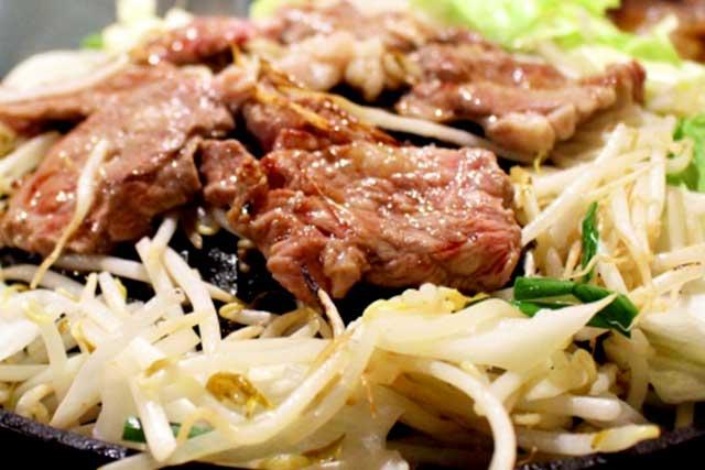 ジンギスカン・羊肉