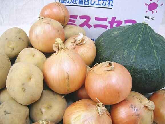 北の美味逸品 北海道大地の恵セット