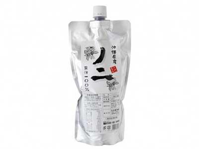 沖縄県産ノニ 果汁100%